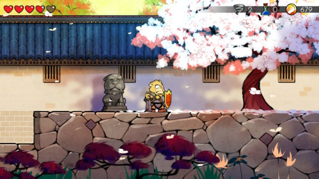 Wonder Boy: The Dragon's Trap Nears 500,000 Copies In Mobile Found